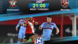 Soi kèo bóng đáSouthampton vs West Ham 21h00 ngày 11/09/2021: Công làm thủ phá - Sieukeo