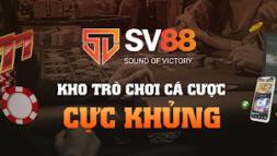 Trang game trẻ SV88 với triển vọng đứng đầu làng trò chơi cá cược chuyên nghiệp online
